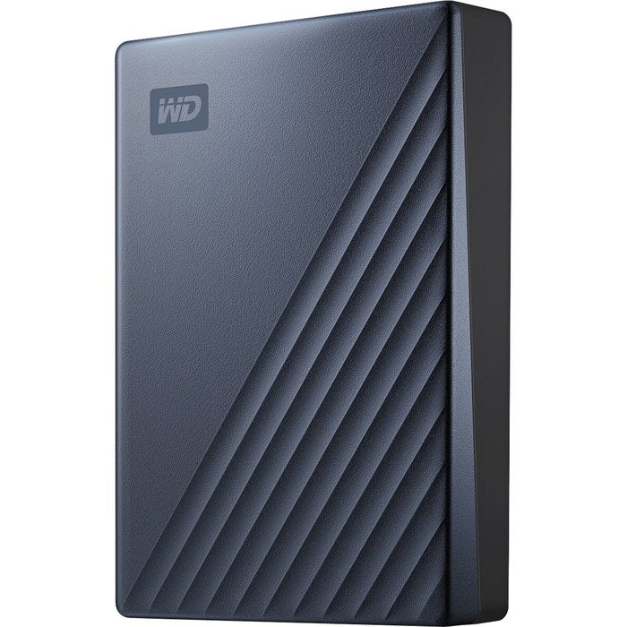 4TB WD MY PASSPORT ULTRA BLUE -