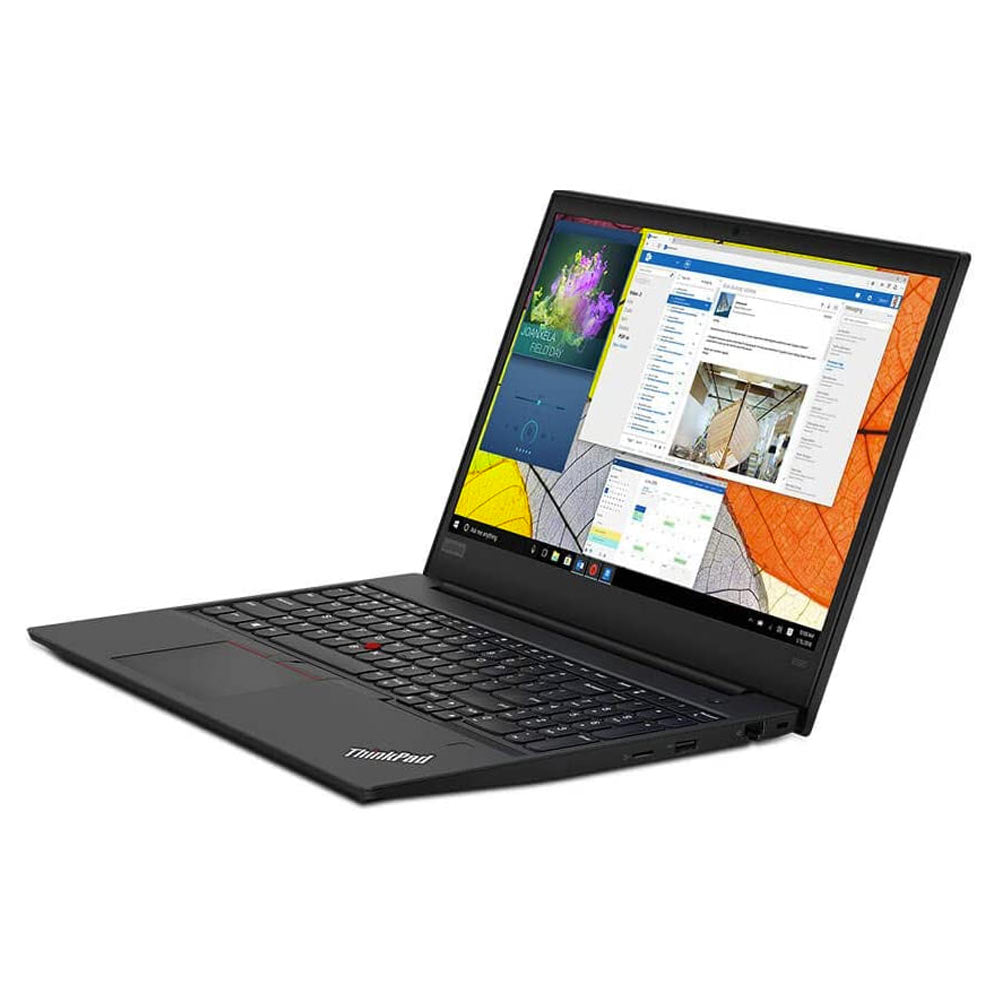 Laptop Lenovo ThinkPad E590 Intel Core i5-8265U 1.60GHz 8GB 15.6 Non Touch Windows 10 Pro 64, Negro