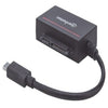 Adaptador USB 3.1 SuperSpeed a SATA y CFAST INTELLINET 152976