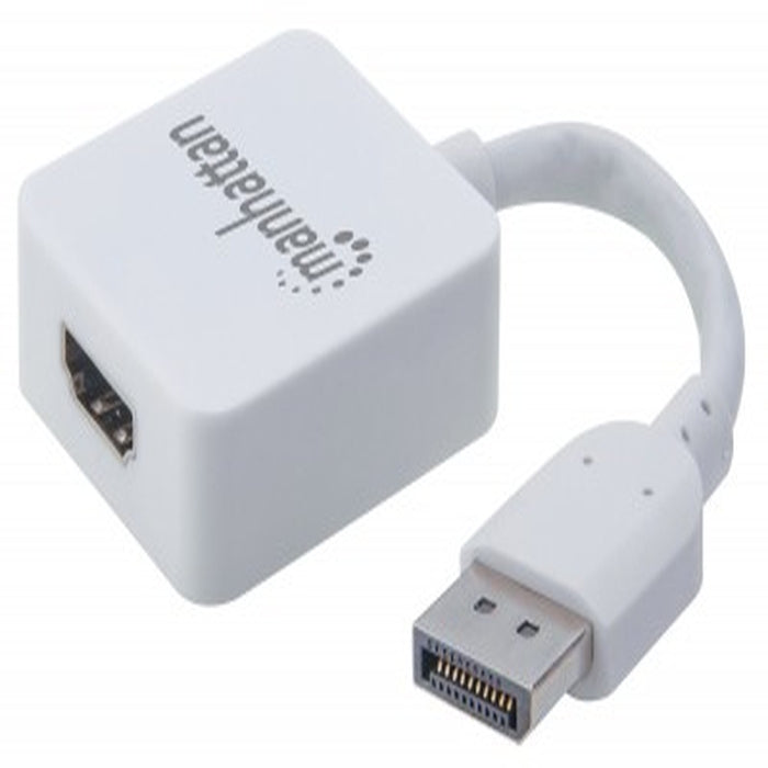 Convertidor de HDMI a DisplayPort MANHATTAN 152648