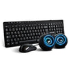 Kit de Teclado y Mouse VORAGO Kms-104
