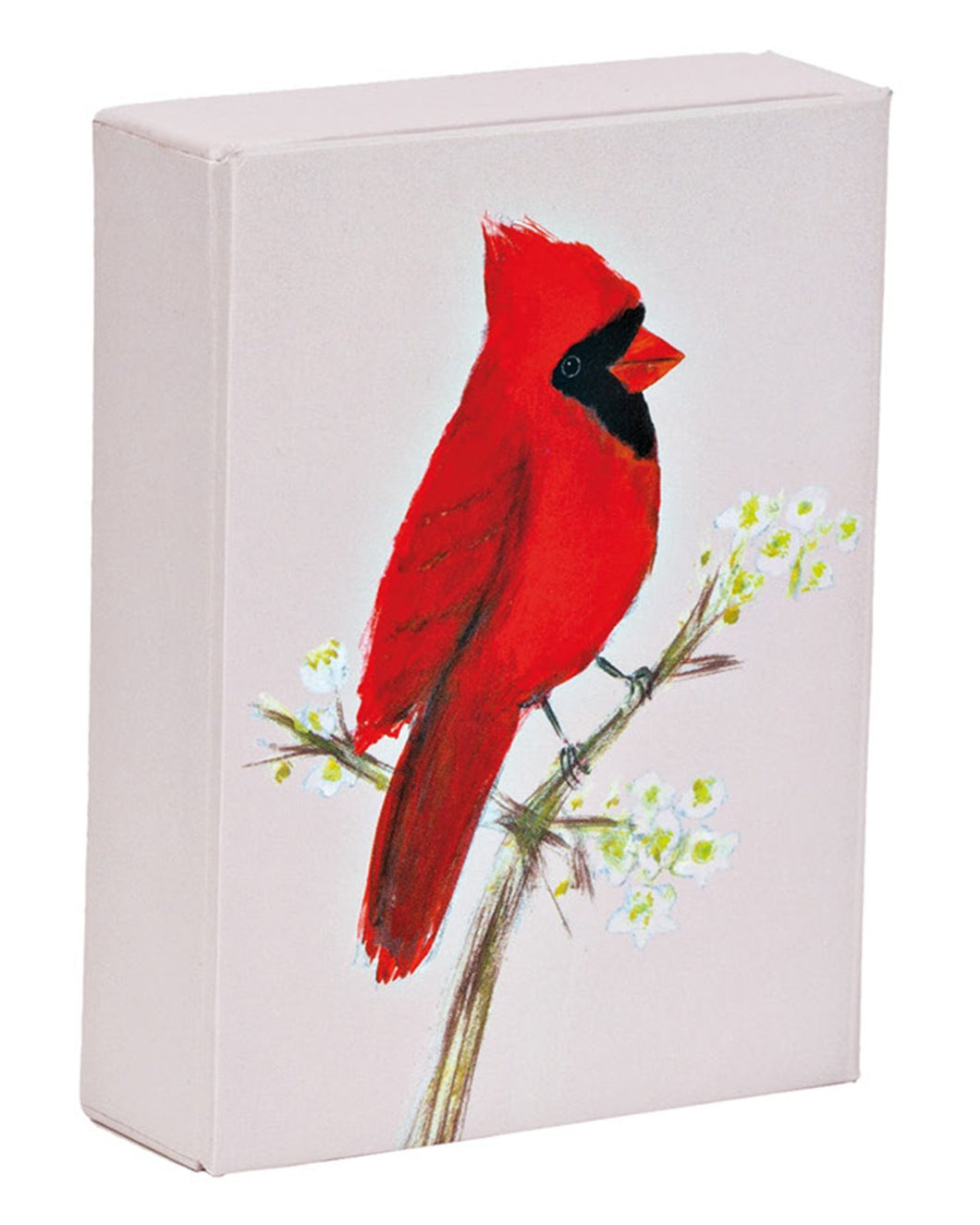 Red Cardinal Playing Cards