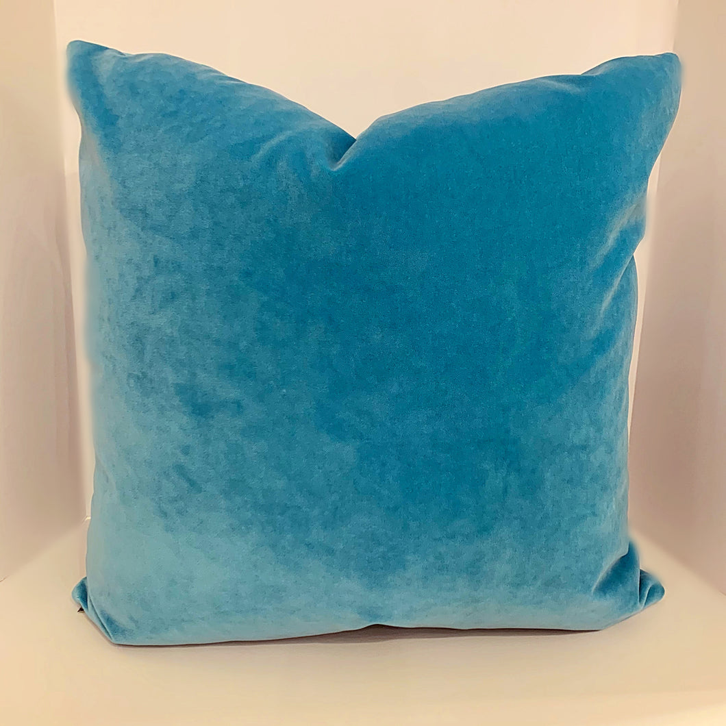 Velvet Pillow multiple colors available