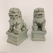 Load image into Gallery viewer, Celadon Foo Dogs