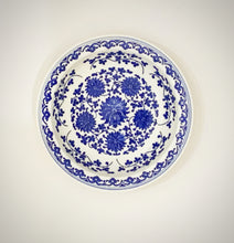 Load image into Gallery viewer, Assorted Blue and White Plates
