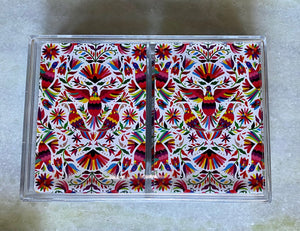 Otomi Playing Cards
