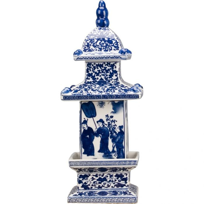 Blue and White Pagoda