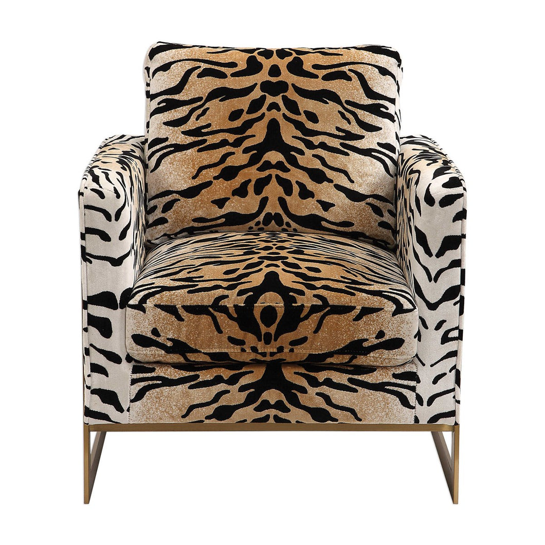 Tiger Accent Chair