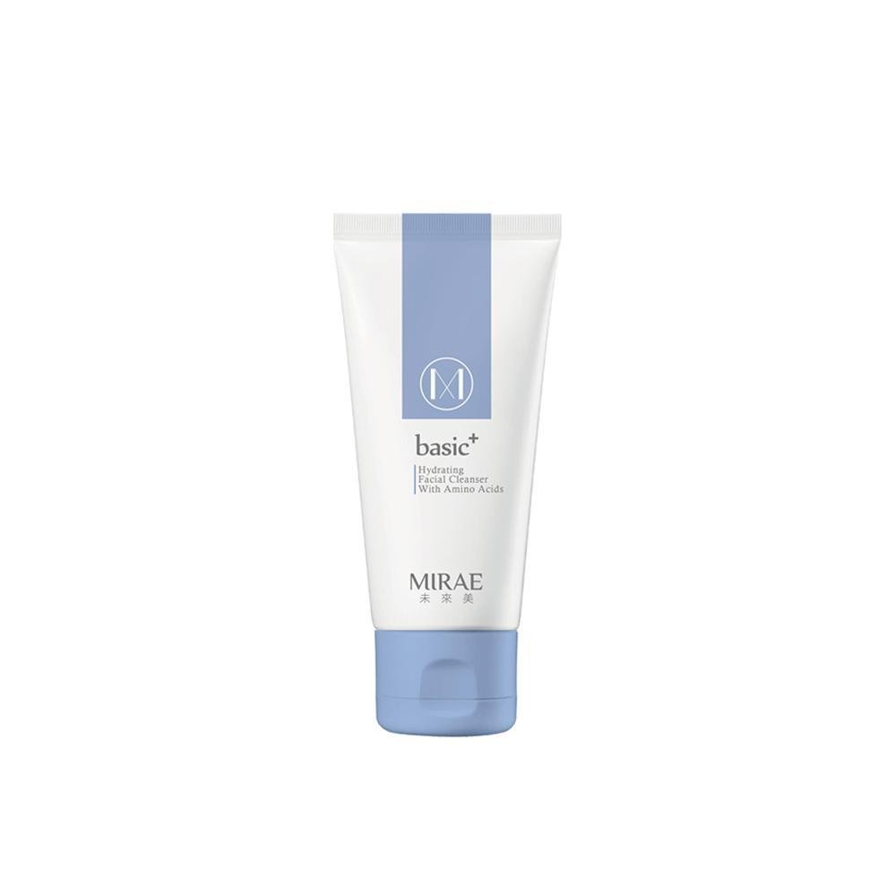 MIRAE Basic+ Hydrating Facial Cleanser with Amino Acids 120ml - mirae-beauty-8-malaysia