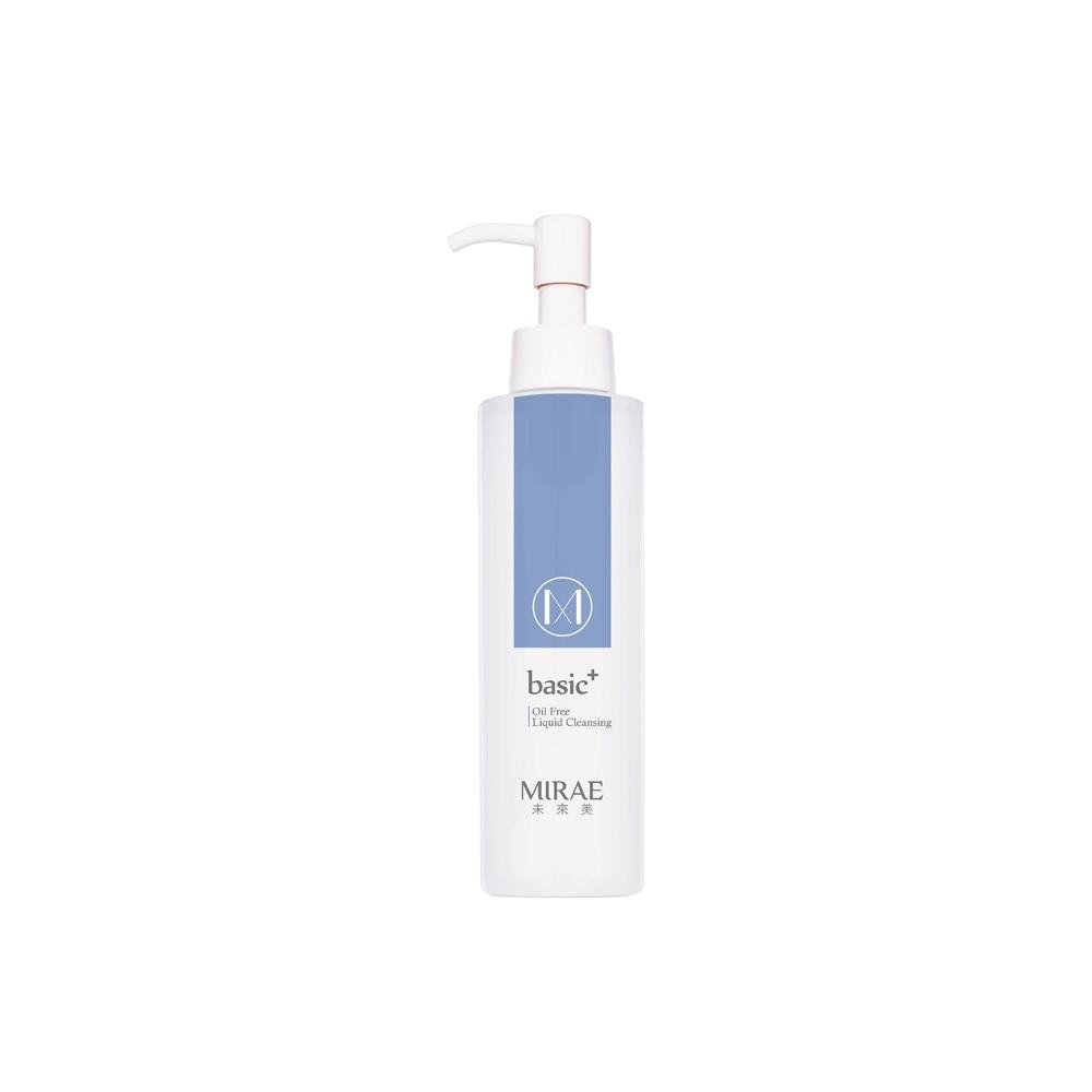 MIRAE Basic+ Oil Free Liquid Cleansing 130ml - mirae-beauty-8-malaysia