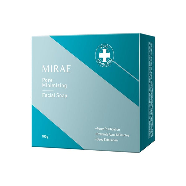 MIRAE Pore Minimizing Facial Soap 100g - mirae-beauty-8-malaysia