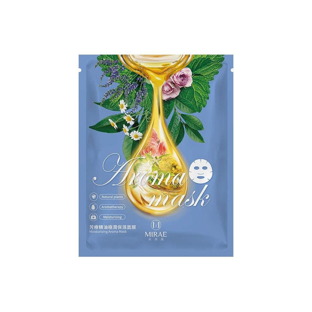 【PWP Purchase Limit:2】MIRAE Aromatherapy Moisturizing Mask 1s - mirae-beauty-8-malaysia