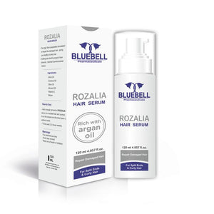 Blue Bell Rozalia Hair Serum - 120 Ml