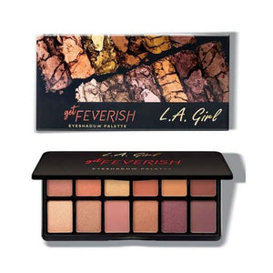 L.A. Girl Get Feverish - Eyeshadow Palette - 415