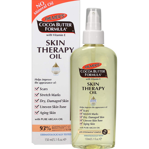 Palmer's Cocoa Butter Formula Skin Therapy Moisturizing Body Oil with Vitamin E | 5.1 Ounces