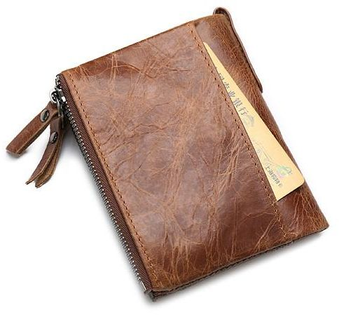 GUBINTU casual men leather wallet for multi-use W39
