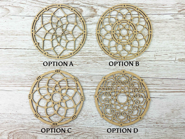Dreamcatcher Design Options