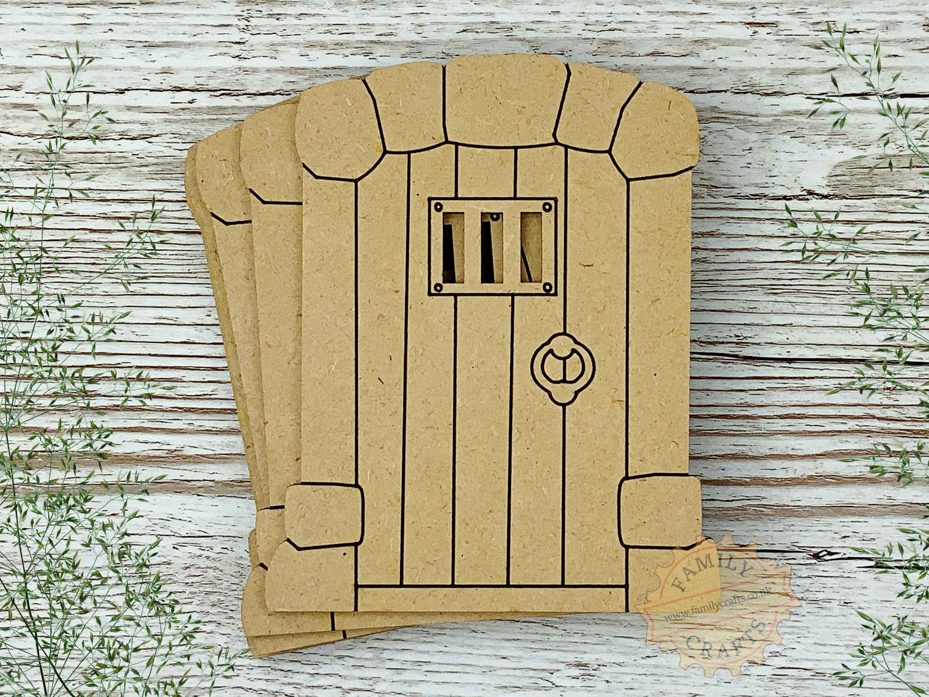 stone pillar fairy door 10 pack