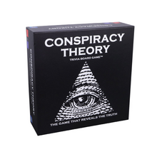 Load image into Gallery viewer, Conspiracy Theory Trivia Board Game