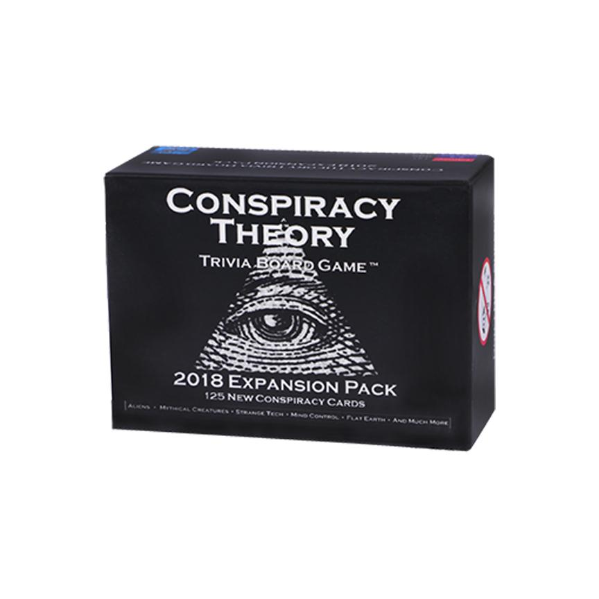 Conspiracy Theory Expansion Pack - ShopNeddy