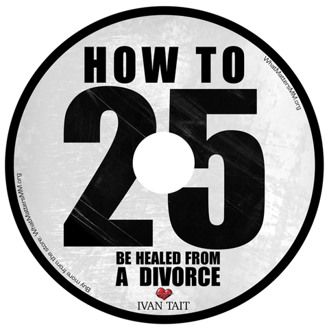 How to Be Healed from a Divorce