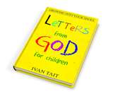 Growing Into Your Shoes - Letters From God For Children