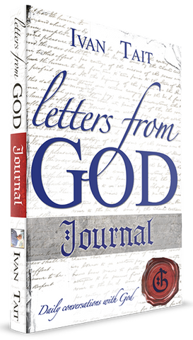 Letters From God Journal