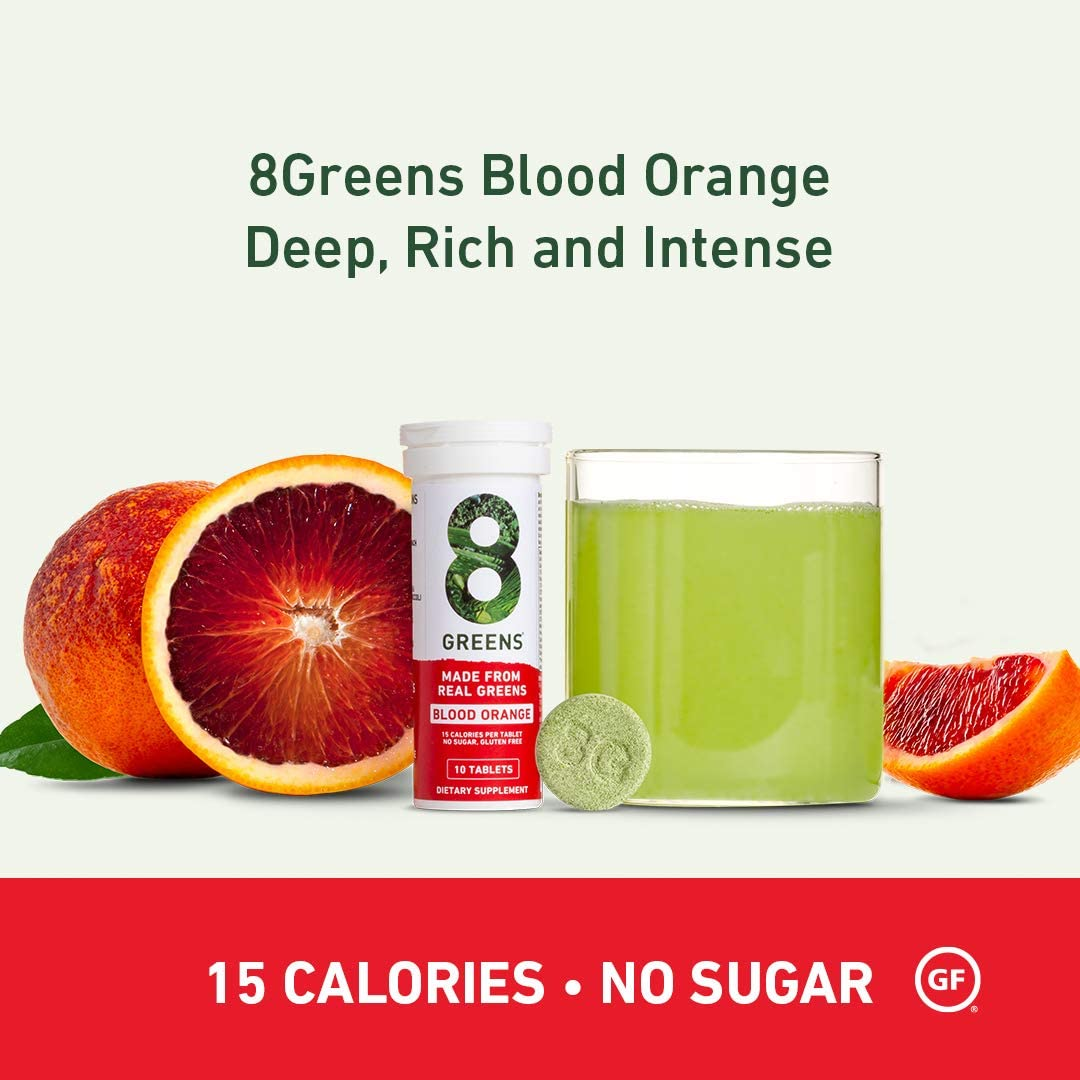 Effervescent Tablets (Blood Orange)