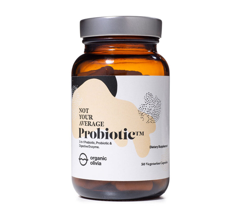 Not Your Average Probiotic