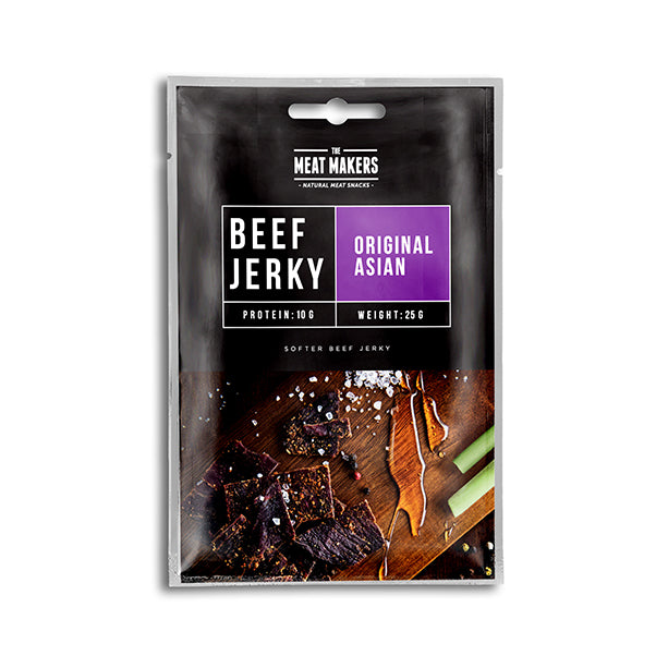 ORIGINAL ASIAN SOFTER BEEF JERKY 25G