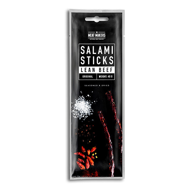 LEAN BEEF ORIGINAL SALAMI STICK 40 G