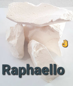 EDIBLE CHALK RAPHAELLO Natural Russian Chalks