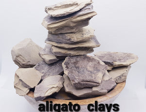 Edible Clay ULO African Natural Chunky Crunchy Clays