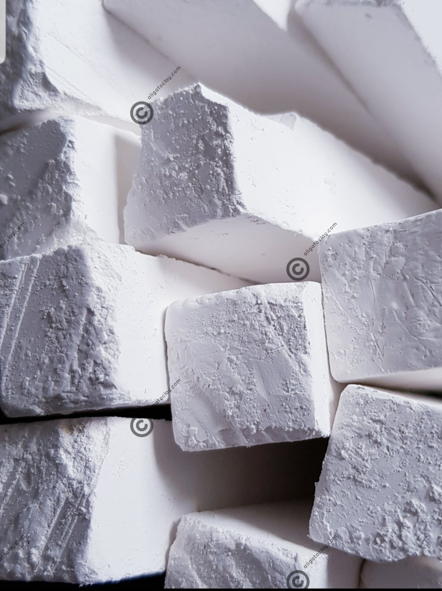 Sawn Belgorod Thick Bars Edible Chalk Russian Chalks