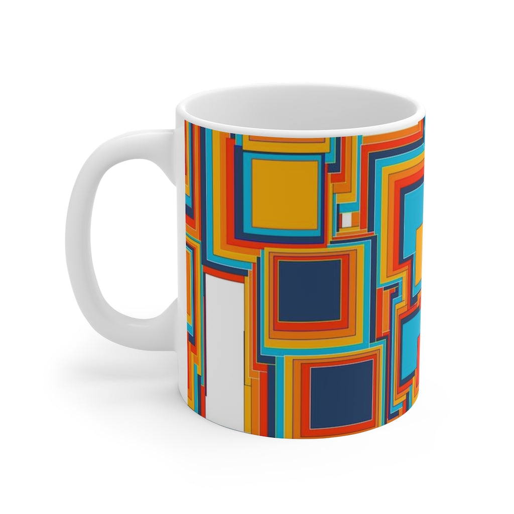 Mom and Pop Art 1 Mug 11oz