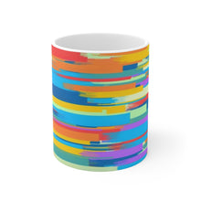 Load image into Gallery viewer, Streaks 2 Mug 11oz