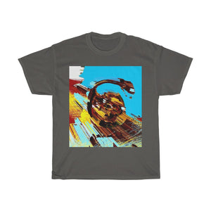 Astro Nine Unisex Heavy Cotton Tee