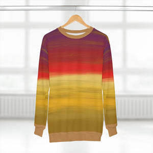 Jupiter Sunset AOP Unisex Sweatshirt