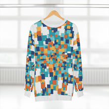 Load image into Gallery viewer, Square Rose AOP Unisex Sweatshirt