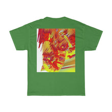 Load image into Gallery viewer, Astro One Front and Back Printed Unisex Heavy Cotton Tee