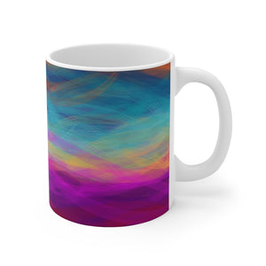 Postcard from a Random Gas Giant  Mug 11oz