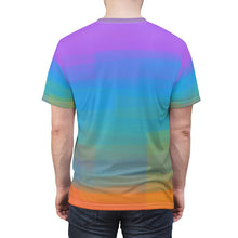 "Load image into Gallery viewer, ""Not Your Granddaddy's Tie Dye"" Unisex AOP Cut & Sew Tee"