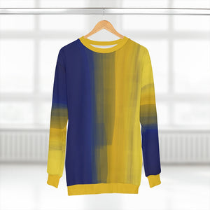 Golden Sunset AOP Unisex Sweatshirt