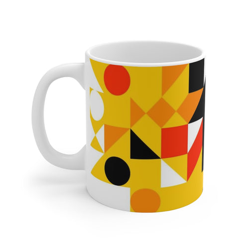 Cellular Automata 2 Mug 11oz