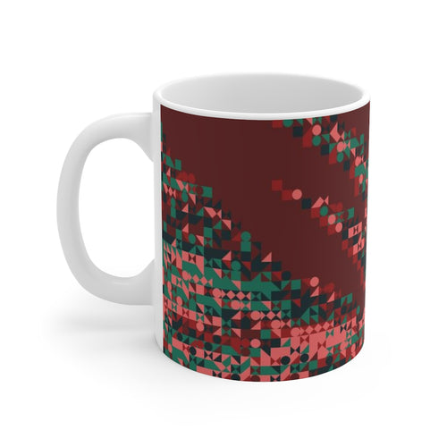 Cellular Automata 4 the Other Way Mug 11oz
