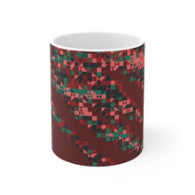 Load image into Gallery viewer, Cellular Automata 4 Mug 11oz