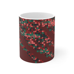 Cellular Automata 4 Mug 11oz