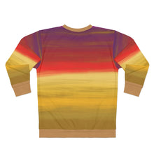Load image into Gallery viewer, Jupiter Sunset AOP Unisex Sweatshirt