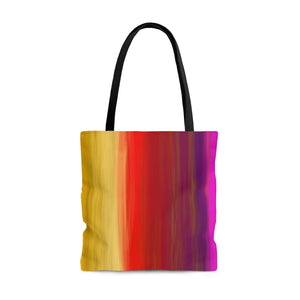 Sunset 1 AOP Tote Bag