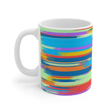 Load image into Gallery viewer, Streaks 3 Mug 11oz